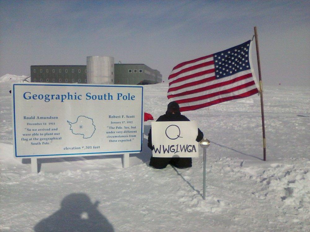 antartica q
