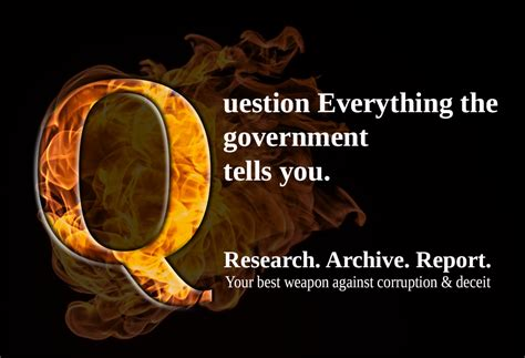 q question everything